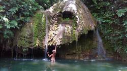 Waterfall visits