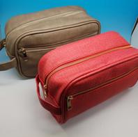NEW! Trousse porta tutto da viaggio, in colori e materiali pesonalizzabili.