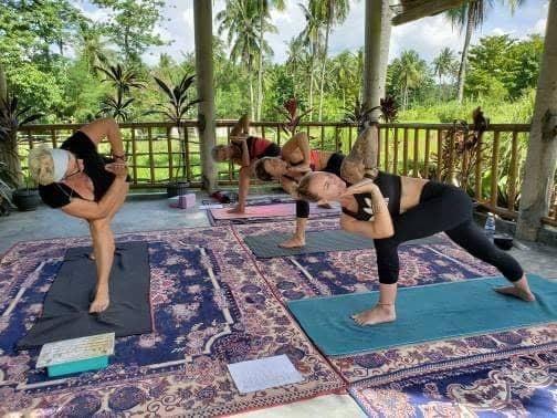 Student Led Modern Yoga Class
