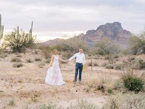 Arizona Desert Photoshoot