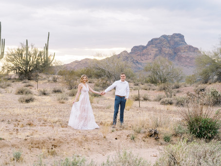Arizona Desert Photoshoot