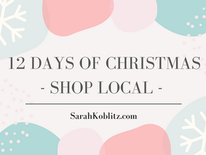 12 Days of Christmas - Shop Local
