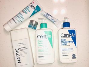 Sensitive Acne-Prone Skincare Routine