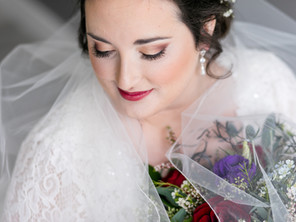 October Wedding - WI Bride, Stacy