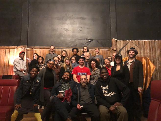 Black & Tan Hall partners, 2018
