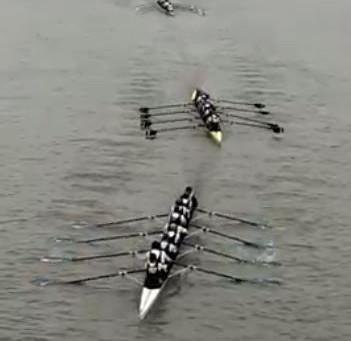Race Report : Quintin Eights Head