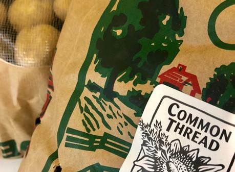 Blazer Potatoes from Common Thread Farm