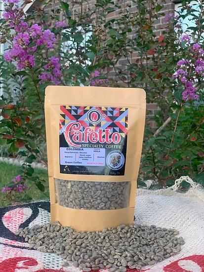 FINCA PALMERITA-                                                    Green Coffee