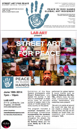 Street Art for Peace