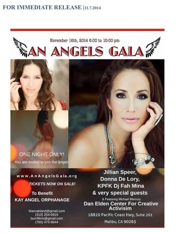 An Angels Gala