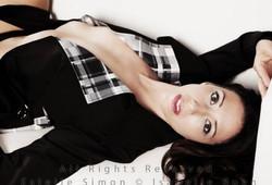 Actress & Model Estelle Simon