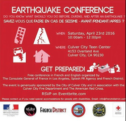 Earthquake Conference