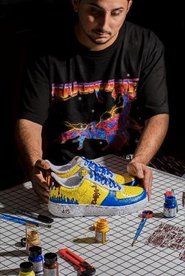 Ruben Barraza - Designer