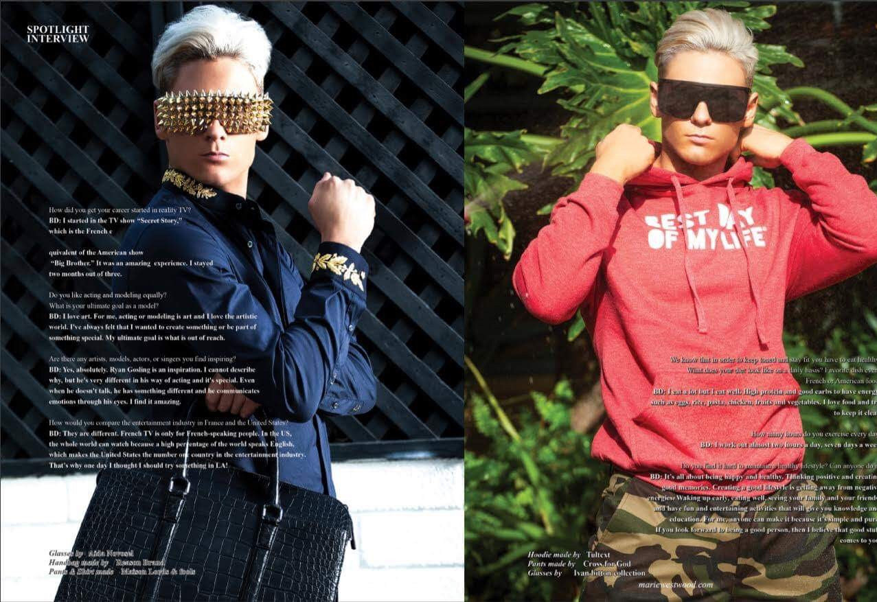 I AM BRYAN DUBOIS|Model, Influencer, Actor...