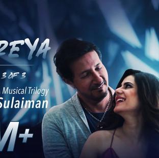 Haareya - Salim Sulaiman - MV