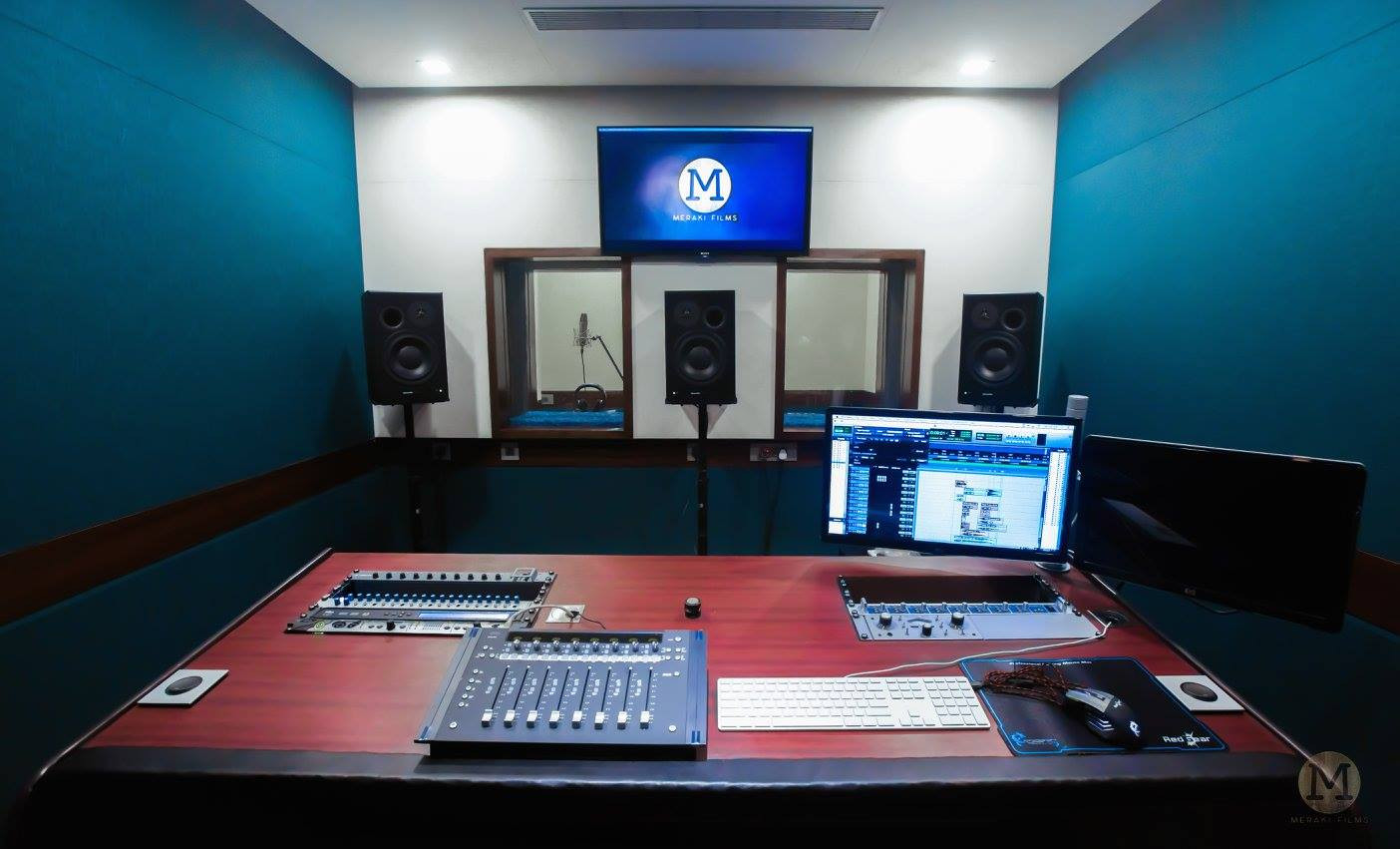 MERAKI FILMS | Sound & Video Post Production Studio In Mumbai