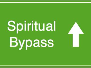 When Spirituality becomes avoidance