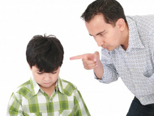 Bad parenting is the root of all evil