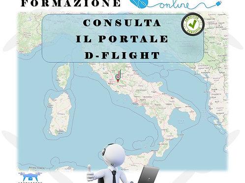 FORMAZIONE ONLINE CONSULTA IL PORTALE D-FLIGHT