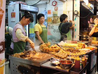 How the Taiwanese eat and love