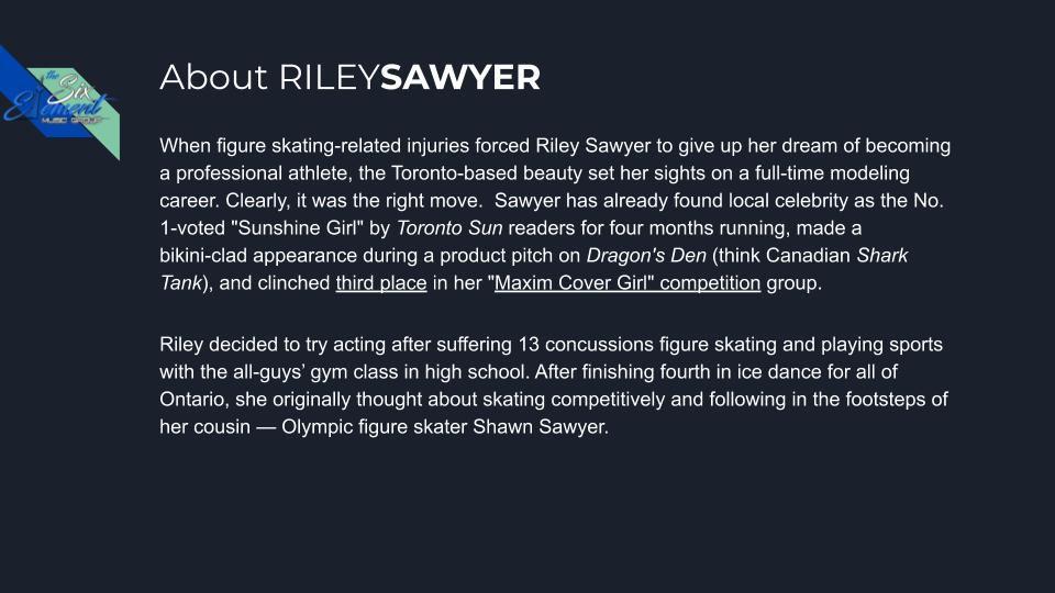 The SIX Element Group Portfolio of Riley