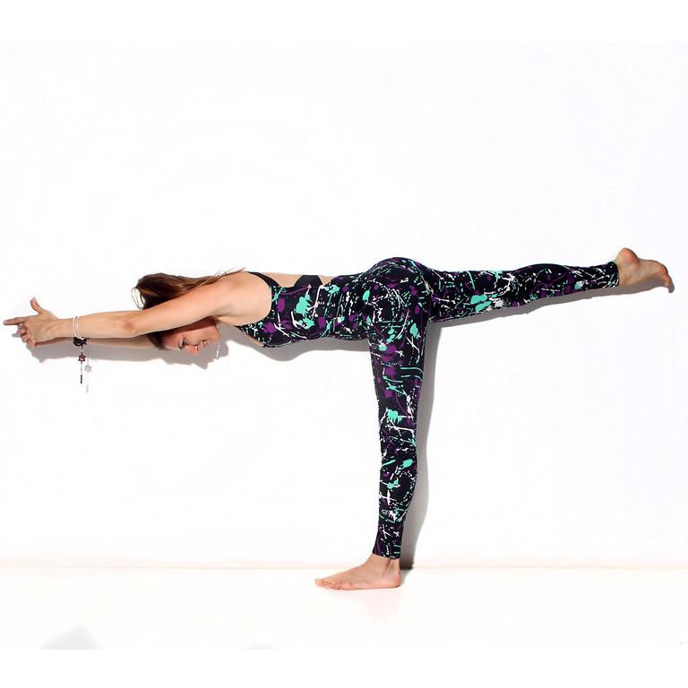 Clase especial Yoga Iyengar profundización en equilibrios