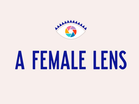 A Female Lens - Podcast Launch!