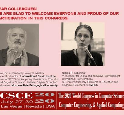 МСИ на Конгрессе WCCS 2020