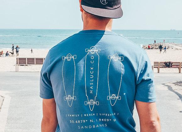 Sandbanks Logo T-shirt