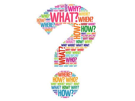 Questions, We've Got Questions!