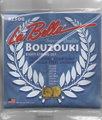 Buzuki teli / Bouzouki Seiten