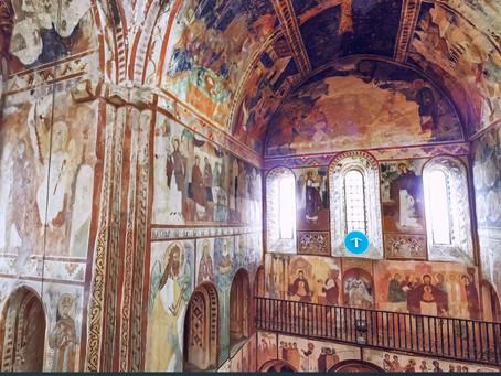 Gelati Monastery Virtual Tour