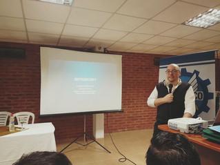 Jóvenes Empresarios se reúnen este martes en Barranqueras por la nueva Ley de Emprendedores