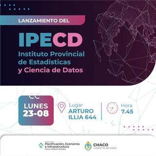 Lanzamiento del IPECD