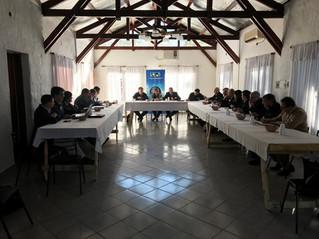 Encuentro FECACERA en Rafaela