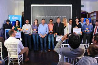 Difícil tarea de ser jurado del Premio al Joven Empresario del Chaco
