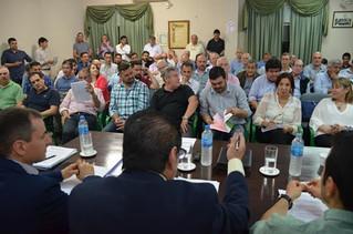 Asamblea Ordinaria de FECHACO