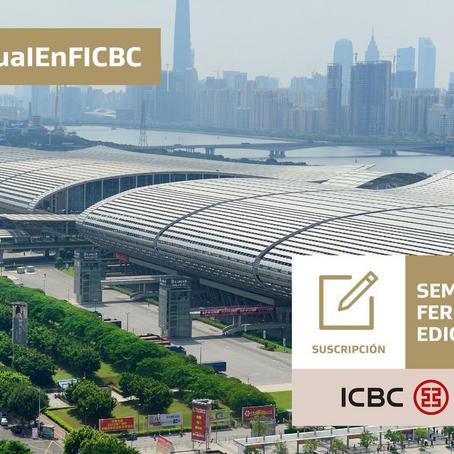 Fundación ICBC y Feria de Cantón