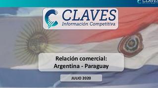 Relación comercial Argentina - Paraguay