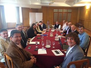 Encuentro de FECACERA en Tucumán