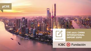 Fundación ICBC y CIIE 2021