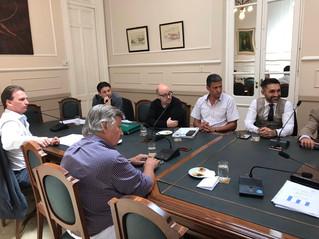 Reunión CD FECACERA en la CIudad de Santa Fe