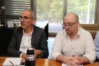 Avance definitivo en la ZOA Saenz Peña gracias a la Mesa COMEX