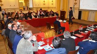 Cámaras de Comercio Exterior de todo el país se reunieron en FERINOA