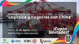 Organizamos Logistica y Negocios con China
