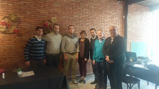 Presentación de Claves ante empresarios y entidades de Corrientes
