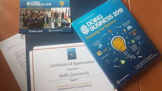 Doing Business 2019 - World Bank