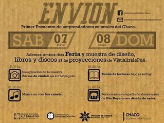 Charla del Grupo Exportador en el evento ENVION