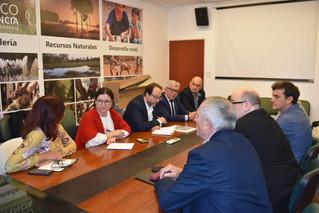 Reunión multisectorial por el comercio exterior