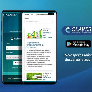 Claves en Google Play